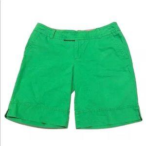 Lily Pulitzer Bermuda chino shorts palm beach fit